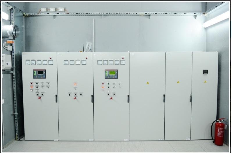 Hệ thống đo lường, điều khiển và bảo vệ tổ máy