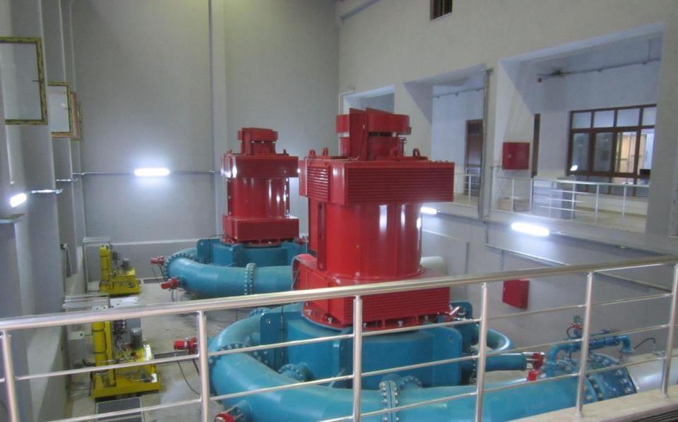 Thiết bị cơ điện trọn bộ Gugler Water Turbines GmbH - Austria
