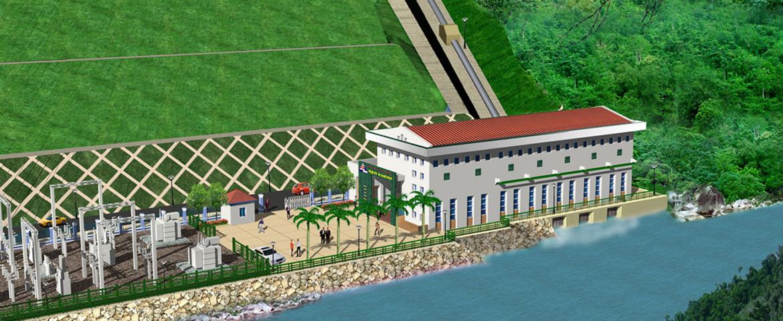 Thiết bị phụ tùng thay thế cho nhà máy Thủy điện Nậm Khánh